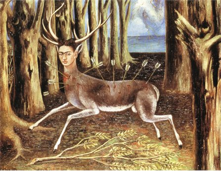 Frida Kahlo, The Wounded Deer