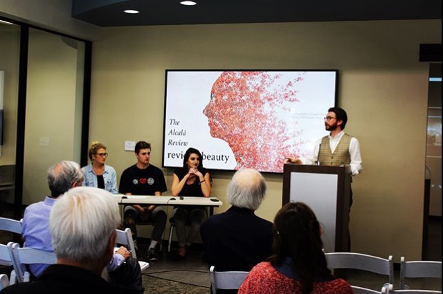 McKenna Christian, Quinn Cain, Bri Jurries and Dr. Malachi Black