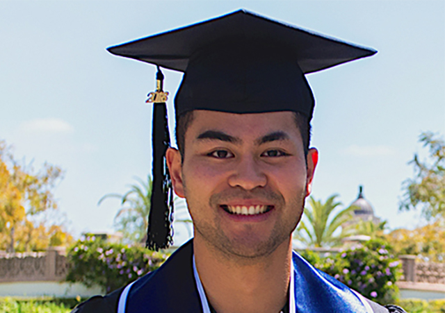 Anthony Shao '18 Engineering/Business Double Alumnus