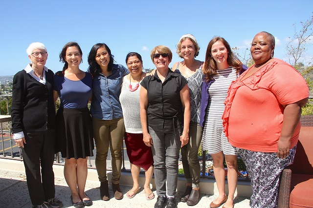2015 Women PeaceMakers Cohort