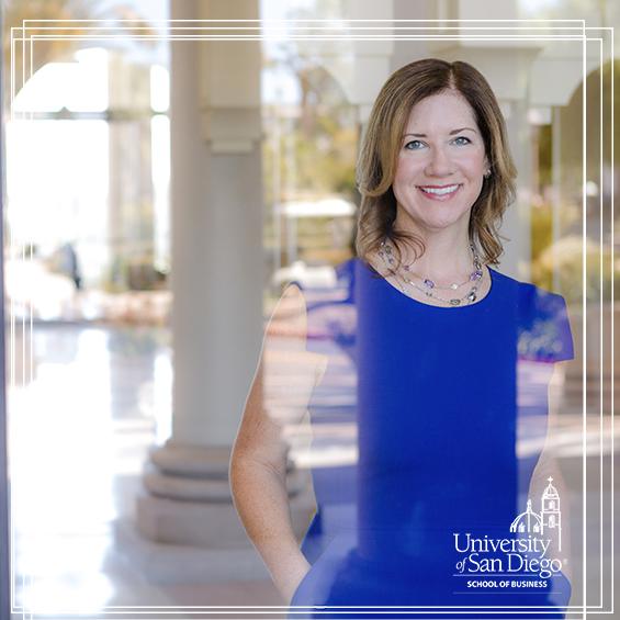 Andrea Godfrey Flynn, Associate Professor of Marketing