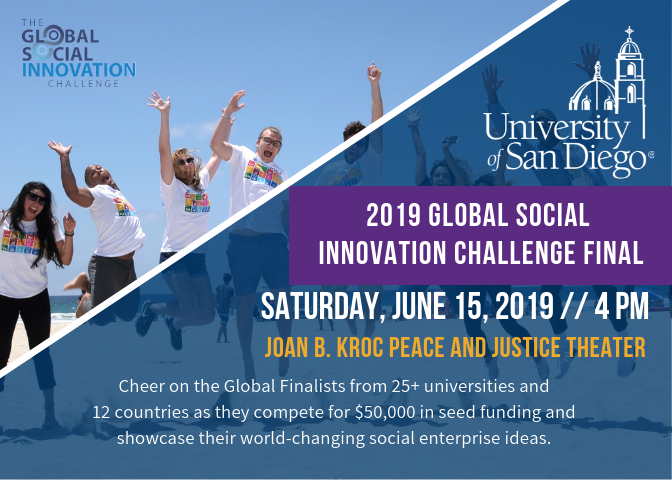 Global Social Innovation Challenge - Save The Date