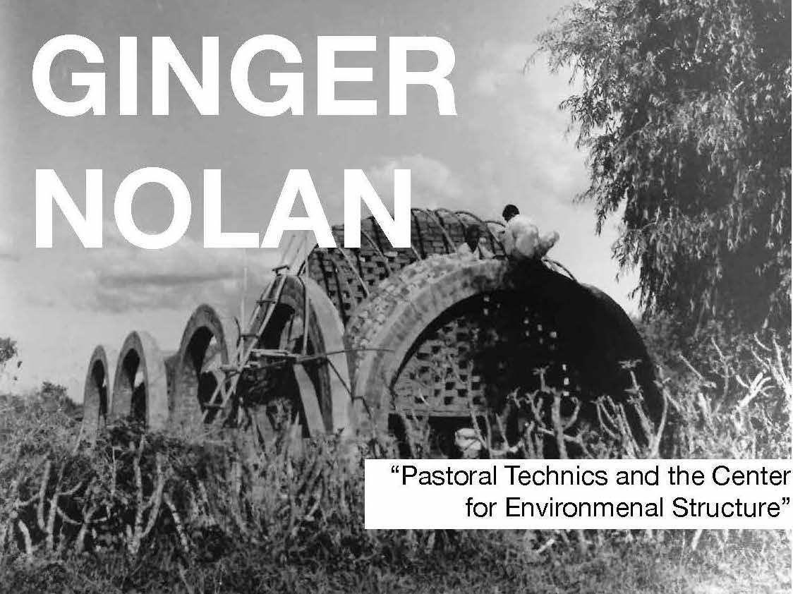 Ginger Nolan poster