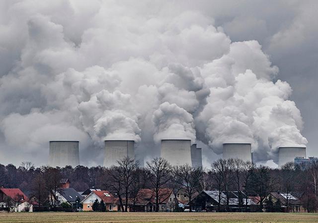 Germany Power Plant