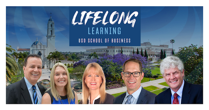 Lifelong Learning Series at the USD School of Business