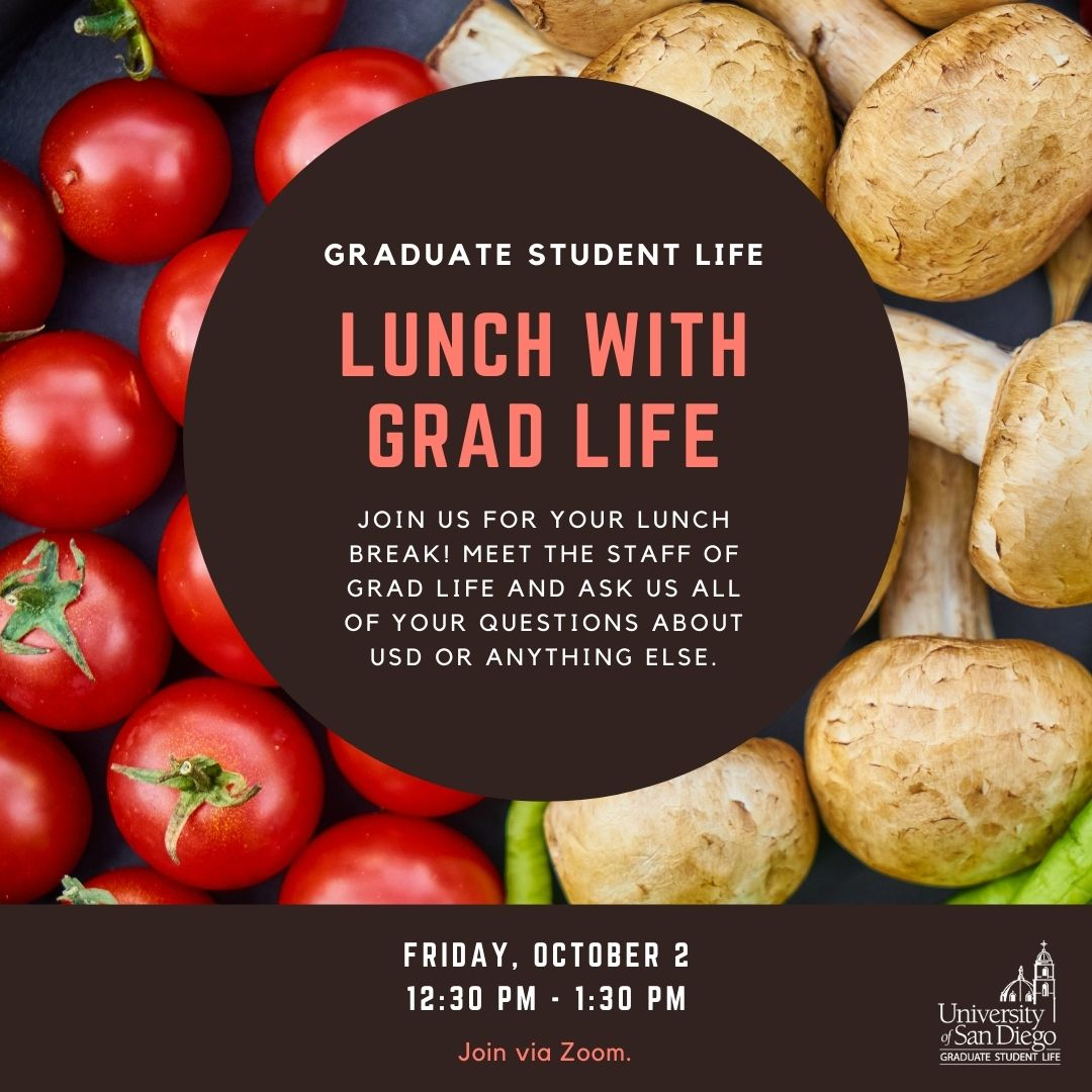 Lunch with Grad Life Thumbnail Image